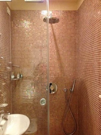 Hotel Le Isole : Nice shower