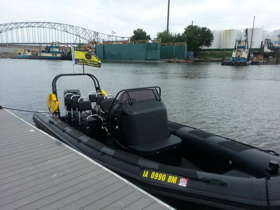 SWAT River Tours