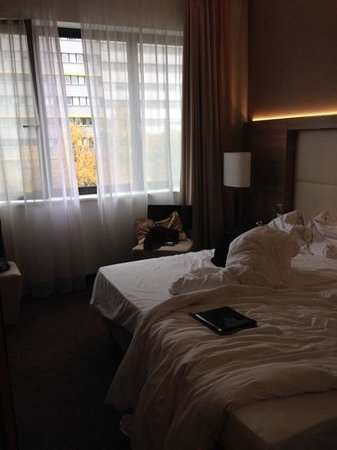 RAMADA Hotel Berlin Alexanderplatz: Cosey!