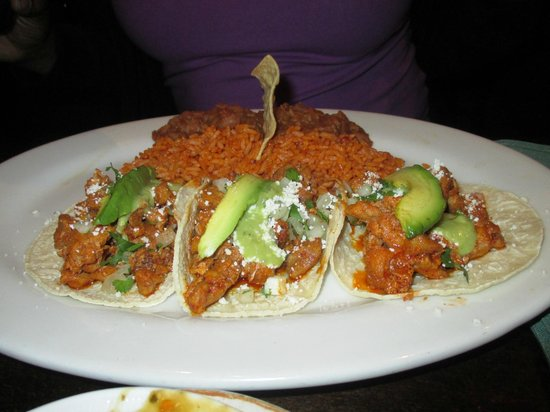 Hussong's Cantina: Great Tacos