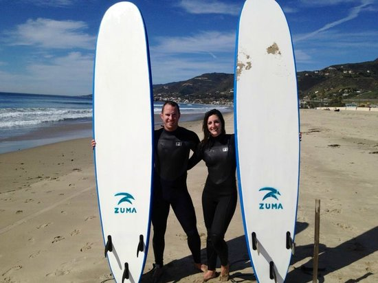 Zuma Surf & Swim Training