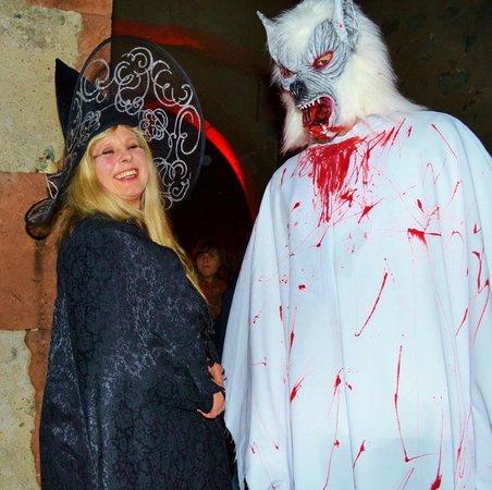 Burg Frankenstein: Party people