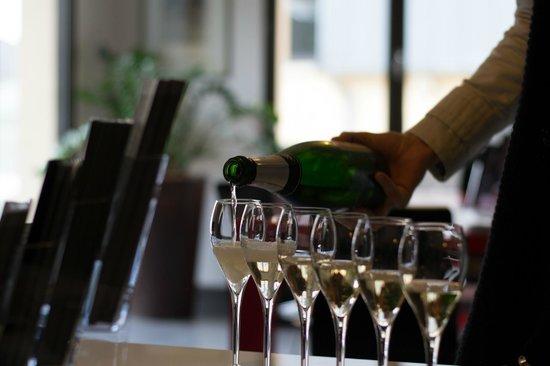 La Vigne du Roy Champagne Day Tours : Small champagne house