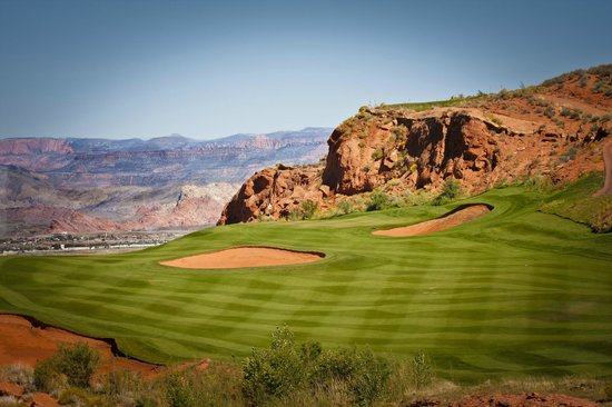 Sand Hollow Golf Course: Sand Hollow Resort