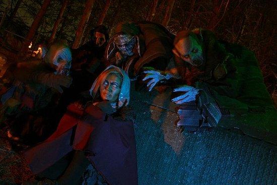 Kersey Valley Spooky Woods: The Goblins