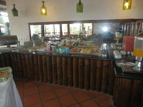 Rio Buzios Beach Hotel: Desayuno RIQUISIMO!!