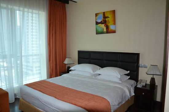Marina View Hotel Apartments: Номер