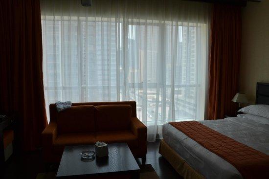 Marina View Hotel Apartments: Номер