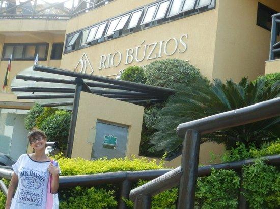 Rio Buzios Beach Hotel: Entrada al hotel