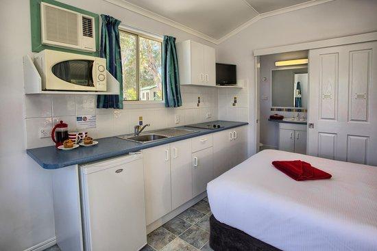 Glen Villa Resort: Spa Cabin