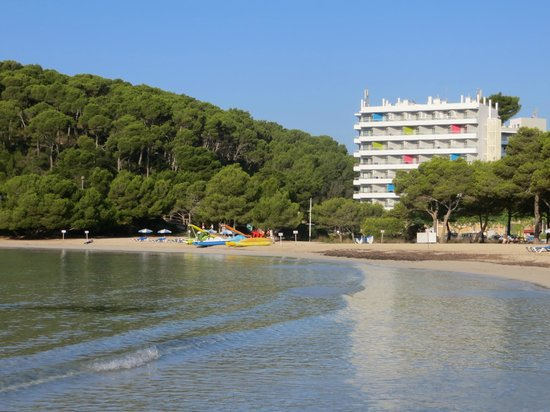 Artiem Audax Adults Only : view of Hotel from beach