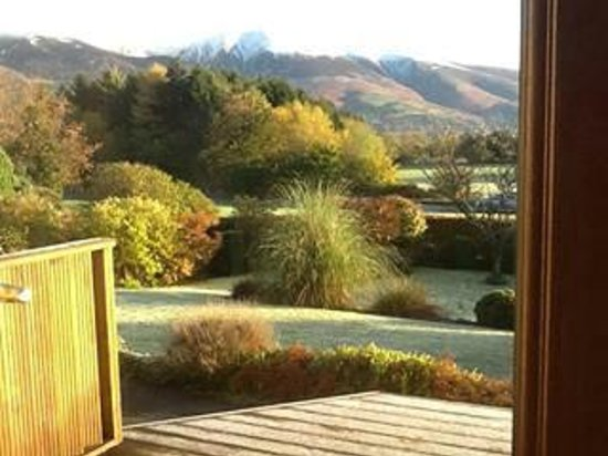 Bisoi B&B Suites: Latrigg suite view