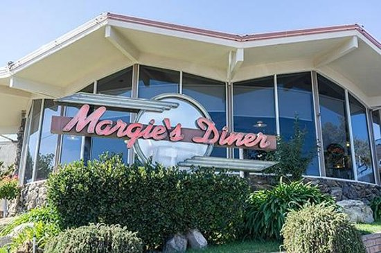 Margie's Diner of Paso Robles: Exterior
