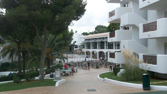 Inturotel Esmeralda Park: hotel