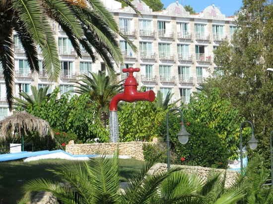 Artiem Audax Adults Only : outside of hotel