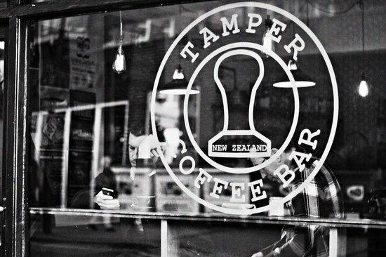 Tamper Coffee - Westfield Terrace: Tamper : Westfield Terrace