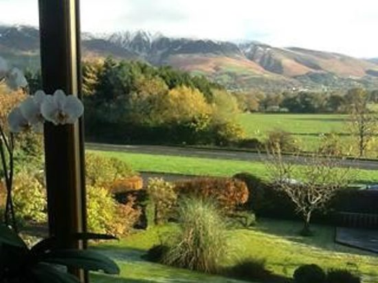 Bisoi B&B Suites: Skiddaw suite view