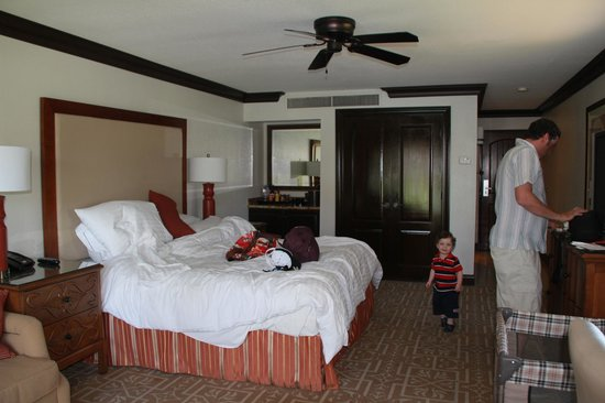 Rancho Mirage, Kaliforniya: Our room