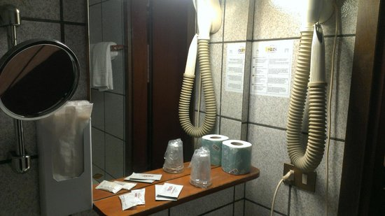 Hotel Piave: baño