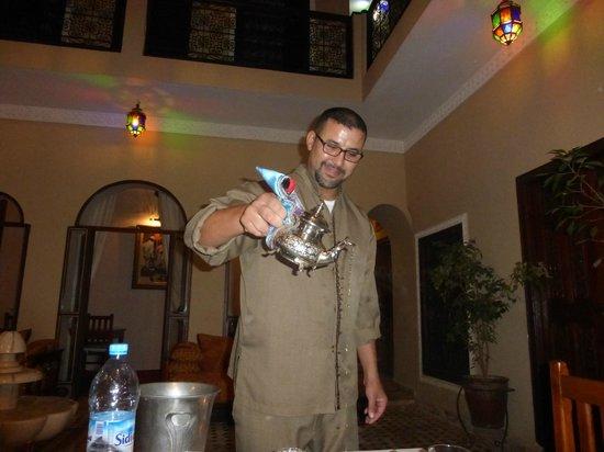Riad Marana: Le thé