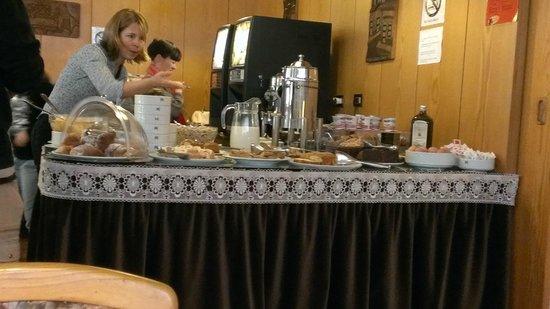 Hotel Piave: desayuno abundante y superior