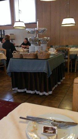 Hotel Piave: desayuno