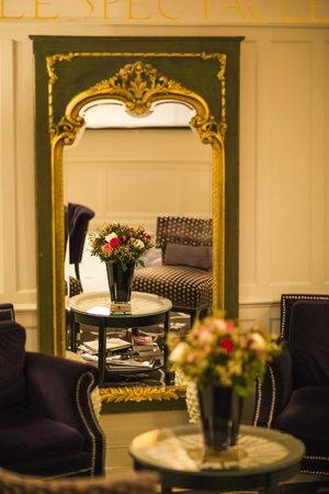 Hotel Gramont Opera Paris : HALL hOTEL