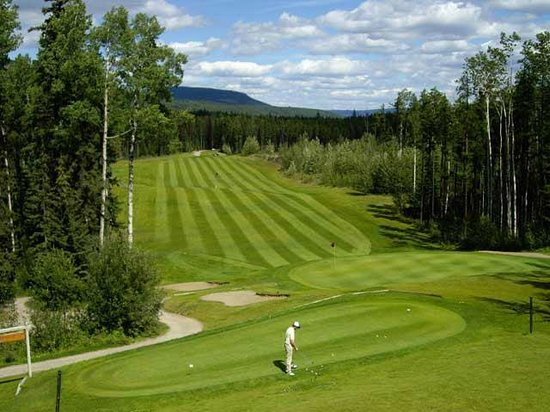 Tumbler Ridge Golf & Country Club