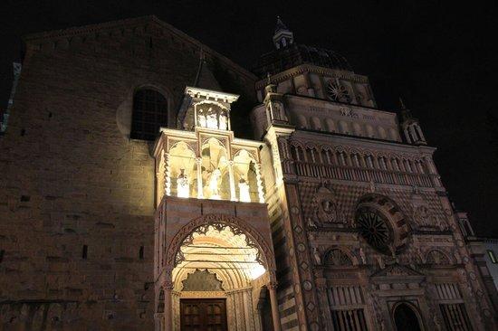 Cappella Colleoni: Basilika di Santa Maria