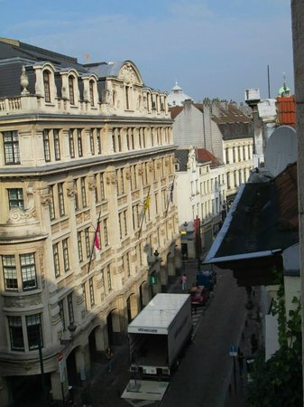 Aris Grand Place Hotel : view from room
