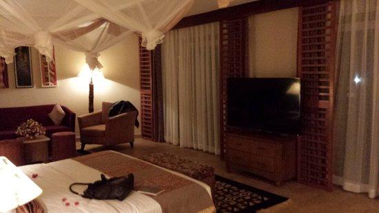 Ledger Plaza Bahari Beach Hotel: bedroom