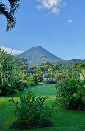 Arenal Springs Resort and Spa: view FROM MY ROOM!
