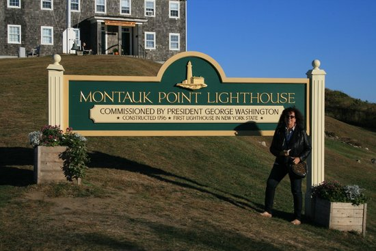 Montauk Point Lighthouse: the oldest lighthouse in new york