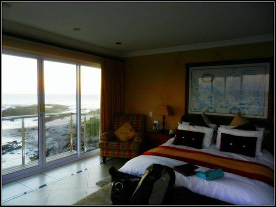 Pinard on Sea: Top Floor Room