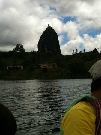 Piedra del Penol: Boat ride