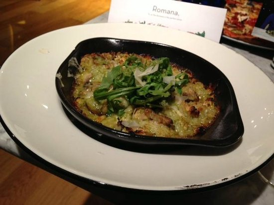 Pizza Express: Risotto