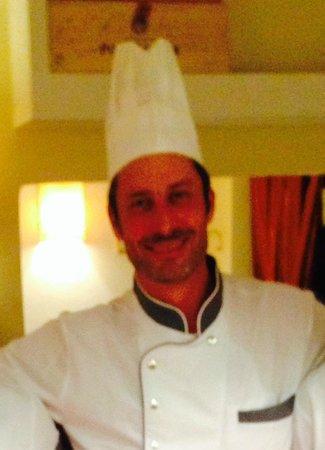 Ristorante San Giorgio : Lo Chef Roberto Scala