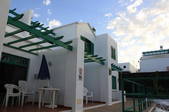 Las Palmeras: гостиница
