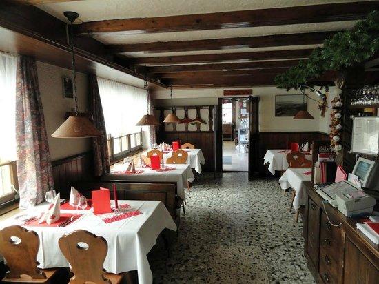 Restaurant du Chasseur : Le café