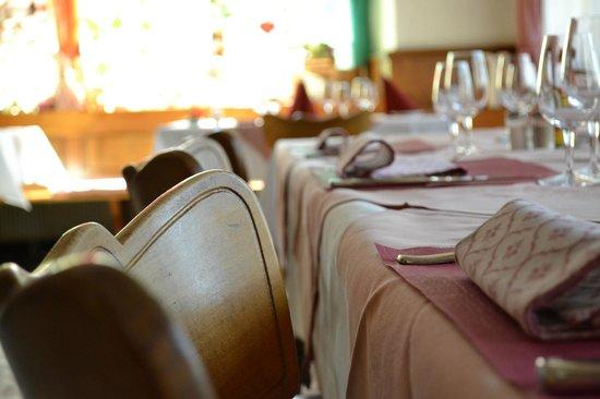 Restaurant du Chasseur : La brasserie