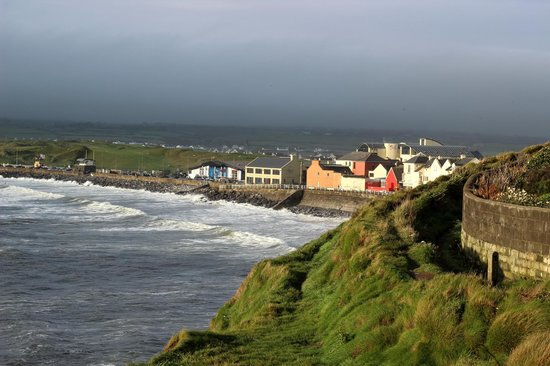 Lahinch Beach: Beach
