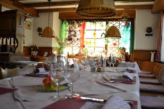 Restaurant du Chasseur: La brasserie