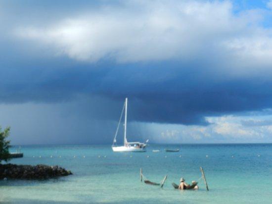 Punta Faro: la playa
