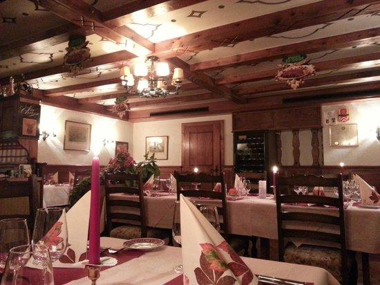 Restaurant du Chasseur: La Rôtisserie