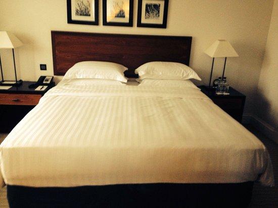 Hyatt Regency London - The Churchill : Our bedroom