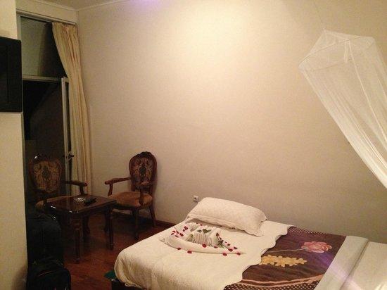 Homland Hotel : room
