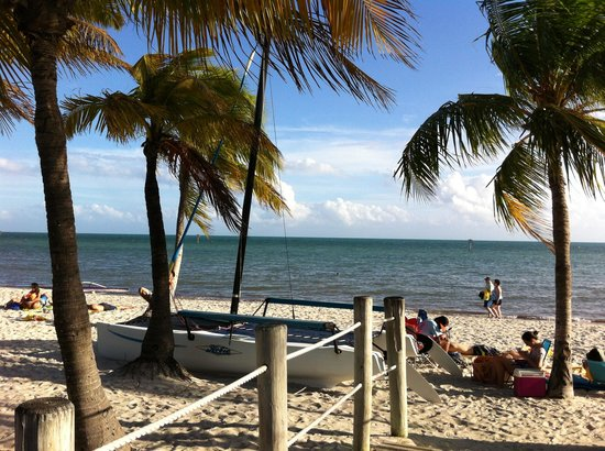 Travelodge Florida City/Homestead/Everglades: Smathers Beach in Key West