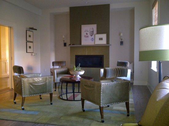 Hotel Parq Central: lobby