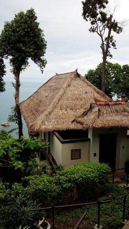 Banyan Tree Bintan: シーフロントビィラ