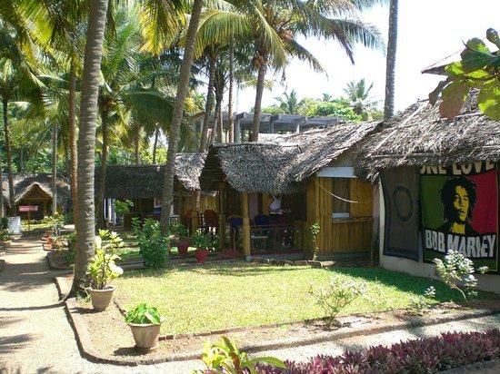 Bamboo Village: ;-)